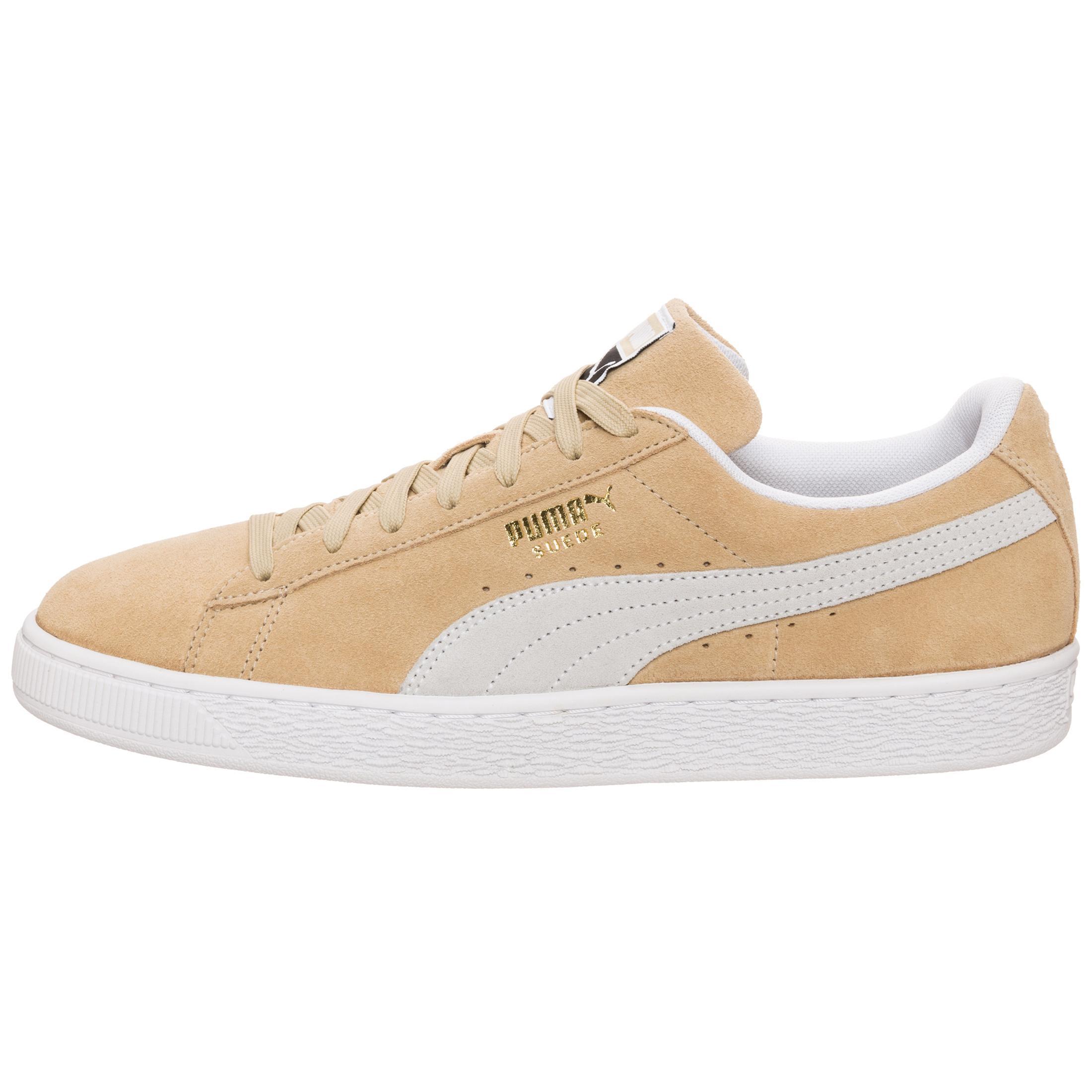 PUMA Suede Classic Turnschuhe Turnschuhe Turnschuhe Herren braun   weiß im Online Shop von SportScheck kaufen Gute Qualität beliebte Schuhe f26650