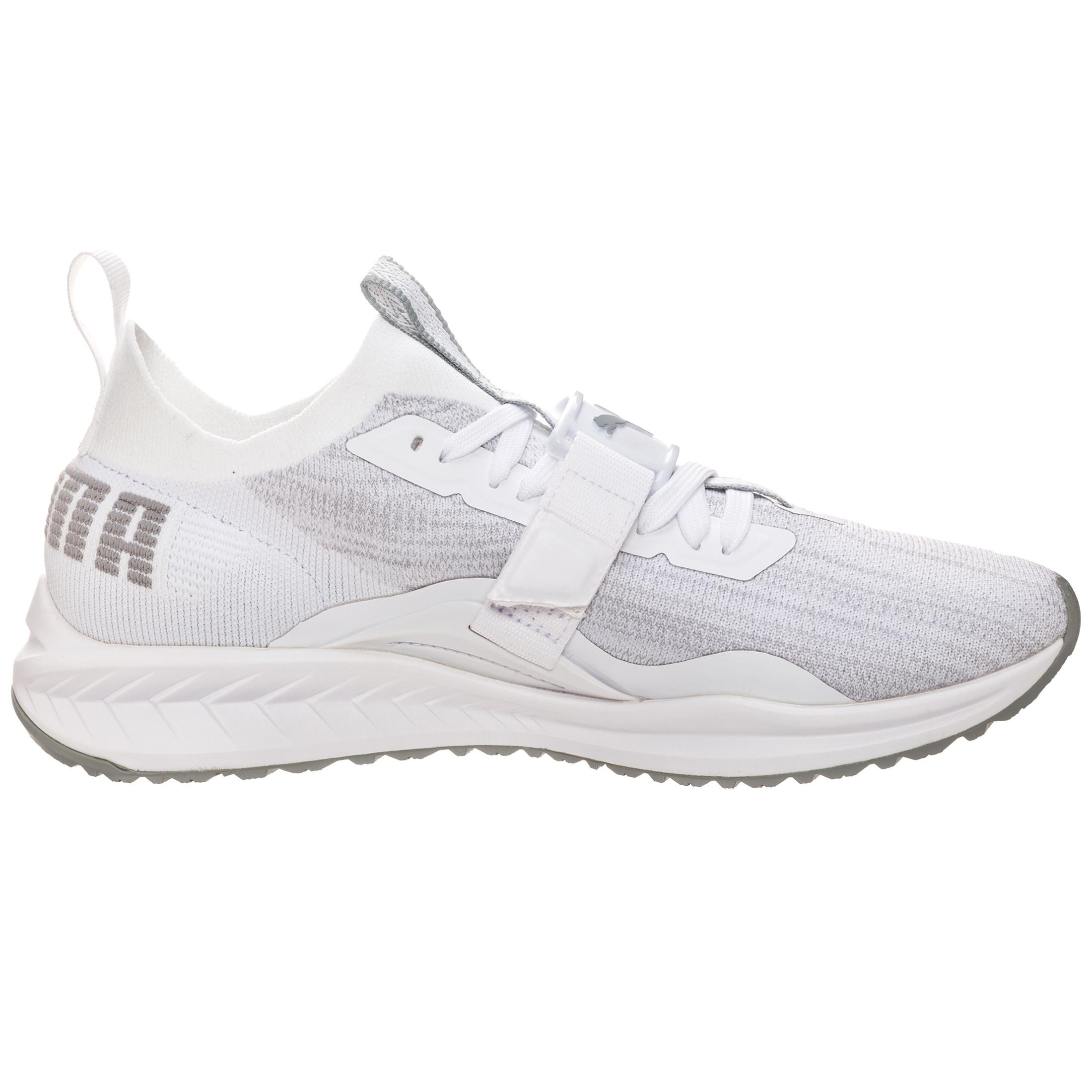 PUMA Ignite evoKNIT Lo 2 Turnschuhe Herren weiß   Gute grau im Online Shop von SportScheck kaufen Gute  Qualität beliebte Schuhe 1acf14