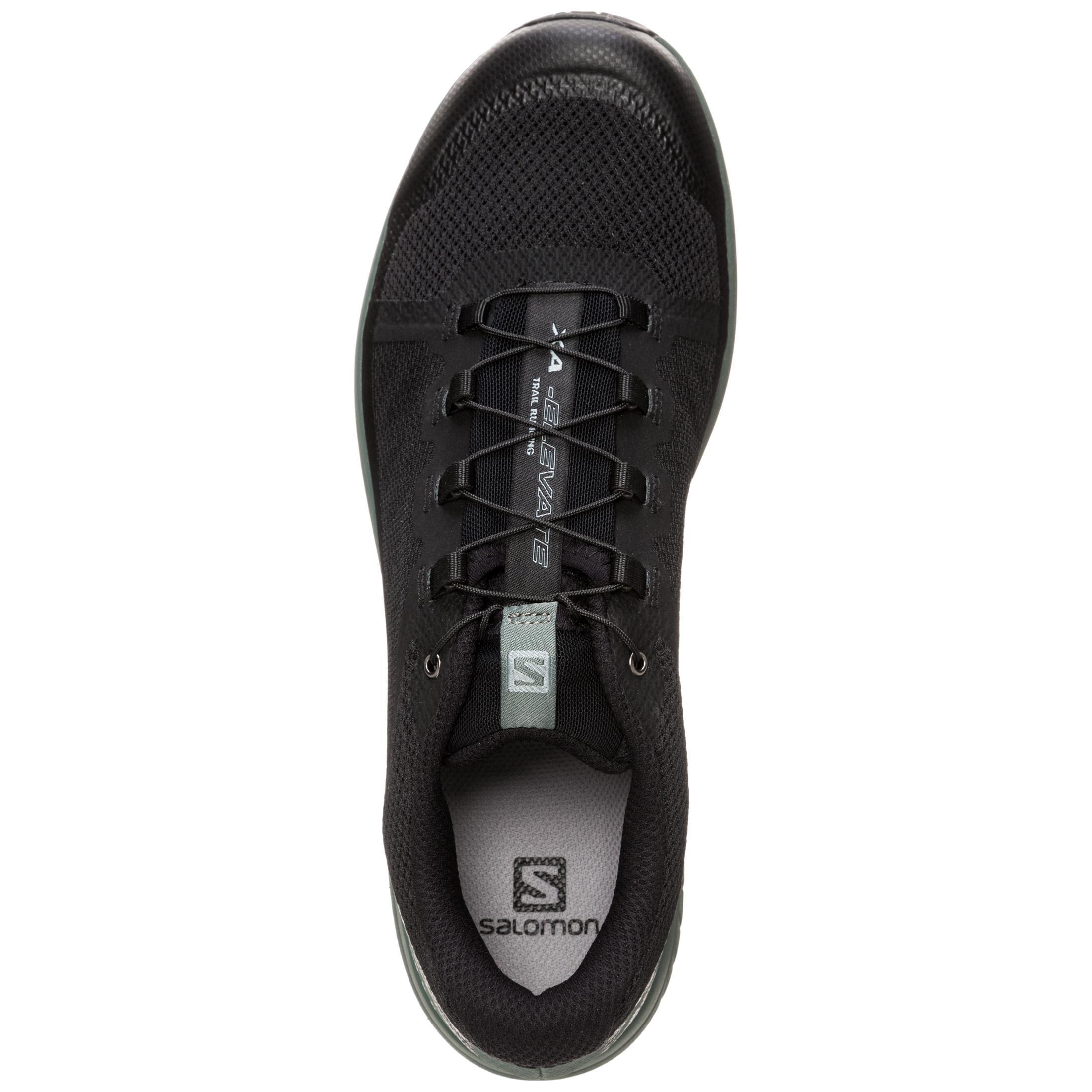 Salomon XA Elevate Elevate Elevate Laufschuhe Herren schwarz / grün im Online Shop von SportScheck kaufen Gute Qualität beliebte Schuhe 8d432c