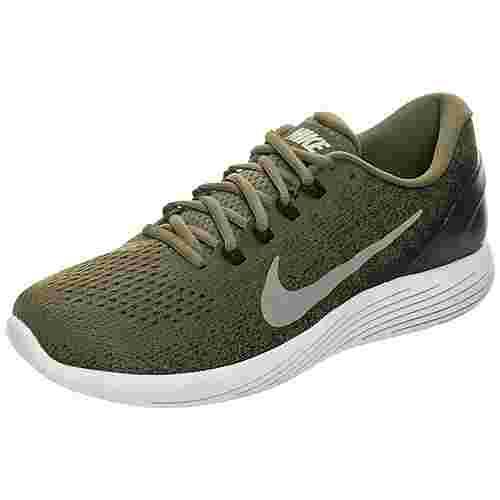 online store 93053 d66d2 Nike Lunarglide 9 Laufschuhe Herren grün / schwarz im Online Shop ...