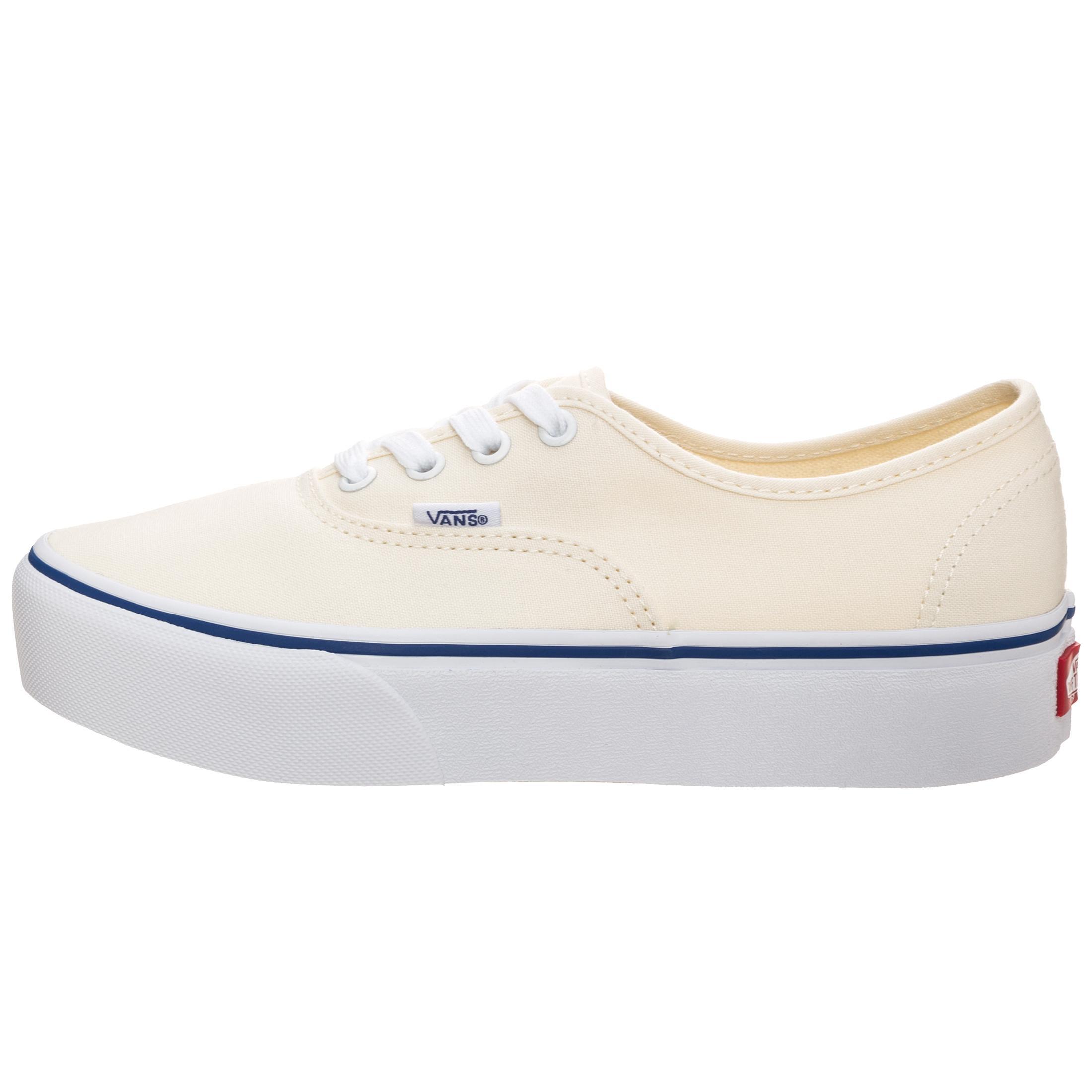 Vans Authentic Platform 2.0 Turnschuhe Turnschuhe Turnschuhe Damen beige   weiß im Online Shop von SportScheck kaufen Gute Qualität beliebte Schuhe eb8877