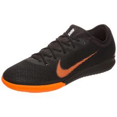 Nike Mercurial Vapor XII Pro Fußballschuhe schwarz / orange