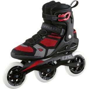 ROLLERBLADE Macroblade 110 3WD Fitness Skates black-red