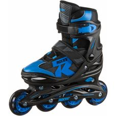 ROCES Jockey 2.0 Fitness Skates Kinder black-astro blue