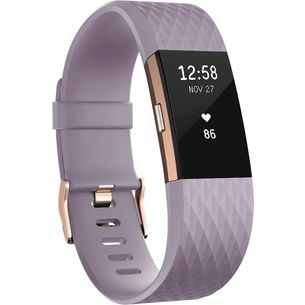 FitBit Charge2 Fitness Tracker rose gold