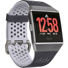 FitBit Ionic Smartwatch ink blue ice gray-silver gray