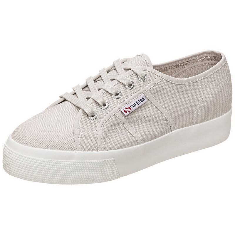 Superga2730 Cotu  SneakerDamen  grau
