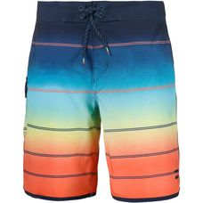 Billabong 73X STRIPE 19 Boardshorts Herren ORANGE