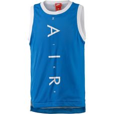 Nike Tanktop Kinder blue nebula-white