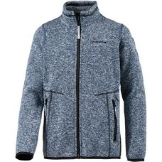 ICEPEAK TED Strickfleece Kinder navy-blue