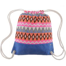 O'NEILL Turnbeutel Damen blue aop-pink or red