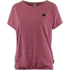 Naketano ACID GIRL T-Shirt Damen heritage-purple-melange