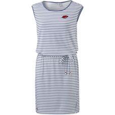 Mazine Jerseykleid Damen offwhite-navy striped