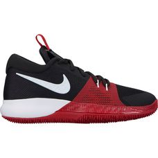 Nike Zoom Assersion Sneaker Kinder black-white-gym-red