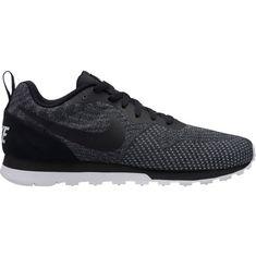 Nike MD RUNNER2 Sneaker Herren black-black-white