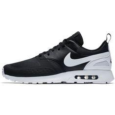 Nike AIR MAX VISION Sneaker Herren black-white-anthracite