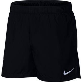 Nike Challenger Laufshorts Herren black-black-black-reflective-silv