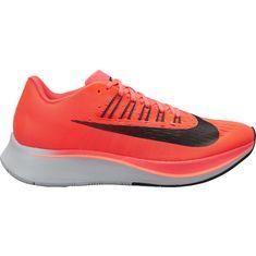 Nike ZOOM FLY Laufschuhe Damen hot-punch-black-crimson-pulse-pure-platinum