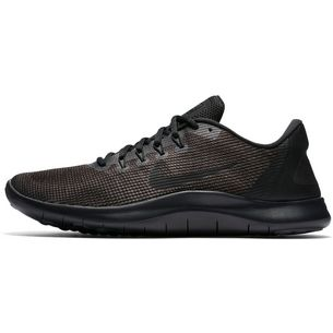 Nike FLEX 2018 RN Laufschuhe Herren black-black-dk-grey-anthracite