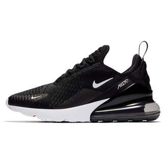 Nike Air Max 270 Sneaker Herren black anthracite-white