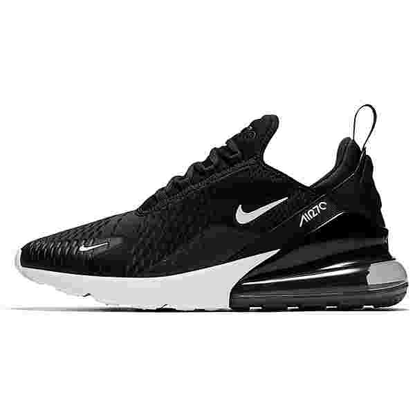 Nike Air Max 270 Sneaker Herren black anthracite-white