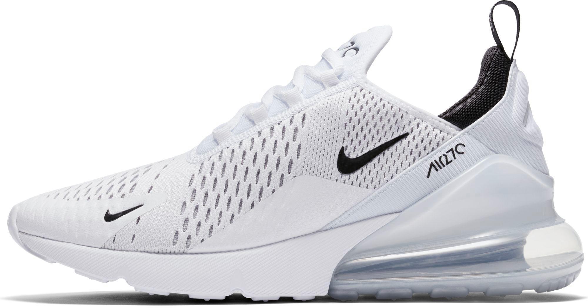 Nike Air Max 270 Sneaker Herren white-black-white im Online Shop von ...