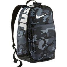 Nike Brasilia Daypack cool-grey-black-white