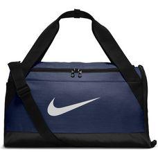 Nike Brasilia Sporttasche midnight-navy-black-white