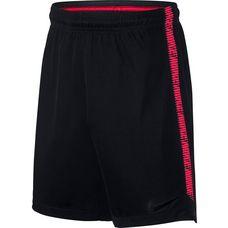 Nike Squad Fußballshorts Kinder black-siren red-black