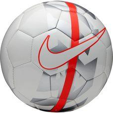 Nike REACT Fußball white-silver-white