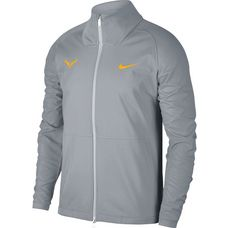 Nike RAFA M NKCT JACKET Trainingsjacke Herren WOLF GREY/(LASER ORANGE)
