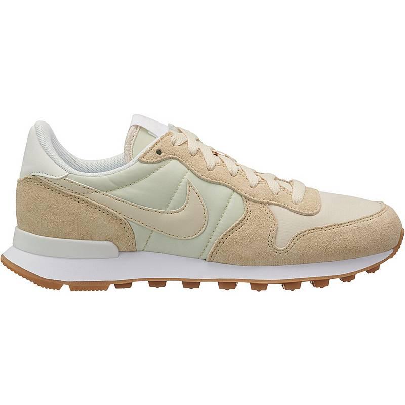 NikeINTERNATIONALIST  SneakerDamen  fossilsail
