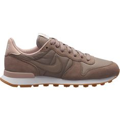 Nike INTERNATIONALIST Sneaker Damen sepia stone-particle beige