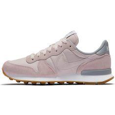 Nike INTERNATIONALIST Sneaker Damen barely rose-wolf grey