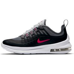 Nike AIR MAX AXIS Sneaker Kinder black-rush pink-anthracite-cool grey