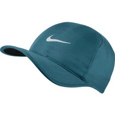 Nike French Open U NK AROBILL FTHRLT CAP Cap green abyss-black