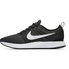 Nike DUALTONE RACER Sneaker Herren black-white