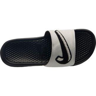 Nike BENASSI JDI CHENILLE Badelatschen Herren black-summit white
