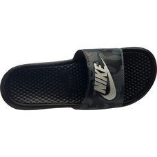 Nike BENASSI JDI Sandalen Herren black-summit white