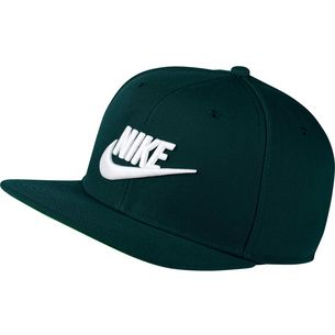 Nike Cap midnight spruce-pine green-black