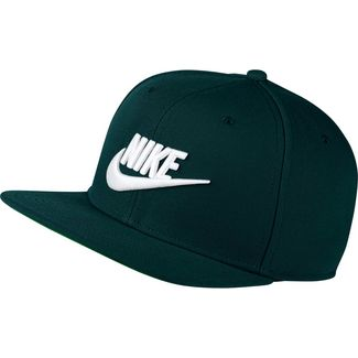 Nike Cap midnight spruce-pine green-black