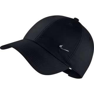Nike Cap black-metallic silver