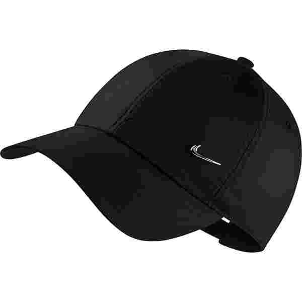 Nike Cap black-metallic silver