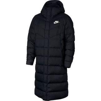Nike NSW Daunenmantel Herren black-black-black-white
