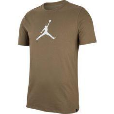 Nike M JMTC TEE 23/7 JUMPMAN T-Shirt Herren olive canvas-light bone