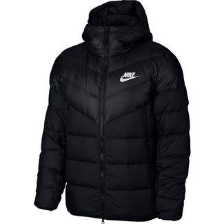 Nike NSW Daunenjacke Herren black-black-black