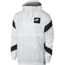 Nike NSW Air Windbreaker Herren white-black