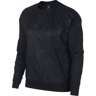 Nike Running Devision Laufshirt Damen black