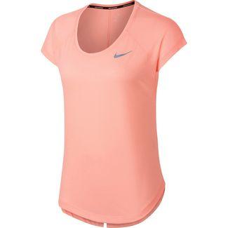 Nike Tailwind Cool Lux Laufshirt Damen storm pink