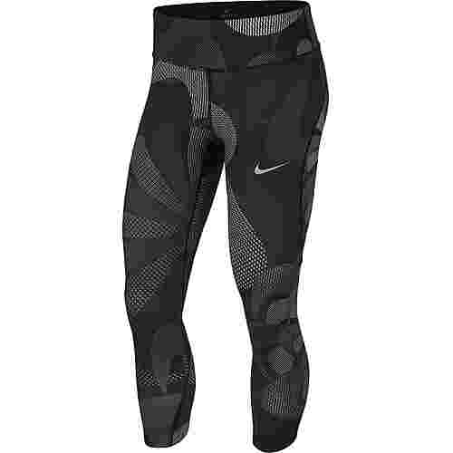 Nike Epic Lux Print Just Do It Lauftights Damen black